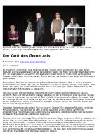 Pressekritik GdG LZ vom 3.11.14
