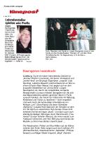 Presse-Kritik: Lünepost  vom 4. Mai 2011