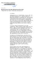 Presse-Bericht über den Autor: LZ vom 27.4.2011el