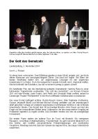 Artikel LZ Gott vom 03112014